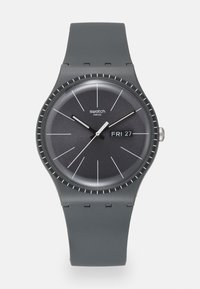 Swatch - GREY RAILS - Watch - grey - 0