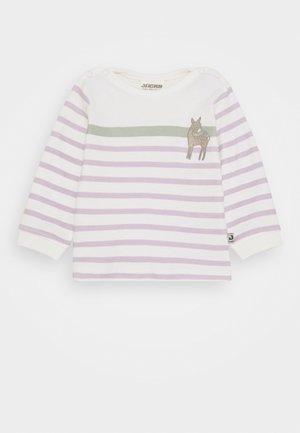 WOODLAND TALE - Long sleeved top - off-white