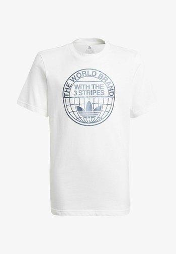 GRAPHIC PRINT T-SHIRT - T-Shirt print - white