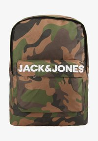 Jack & Jones Junior - JACCHAD BACKPACK - Reppu - forest night - 1