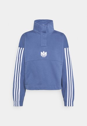 Sweatshirts - crew blue