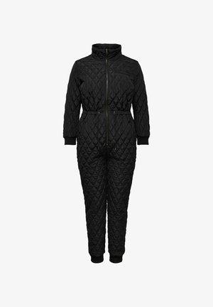 CURVY - Overall / Jumpsuit /Buksedragter - black