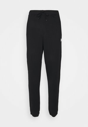 TRACKPANTS - Tracksuit bottoms - black