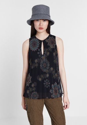 MIRA - Blouse - black