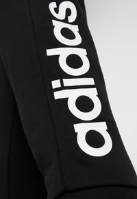 adidas Performance - 3/4 sports trousers - black/white - 5