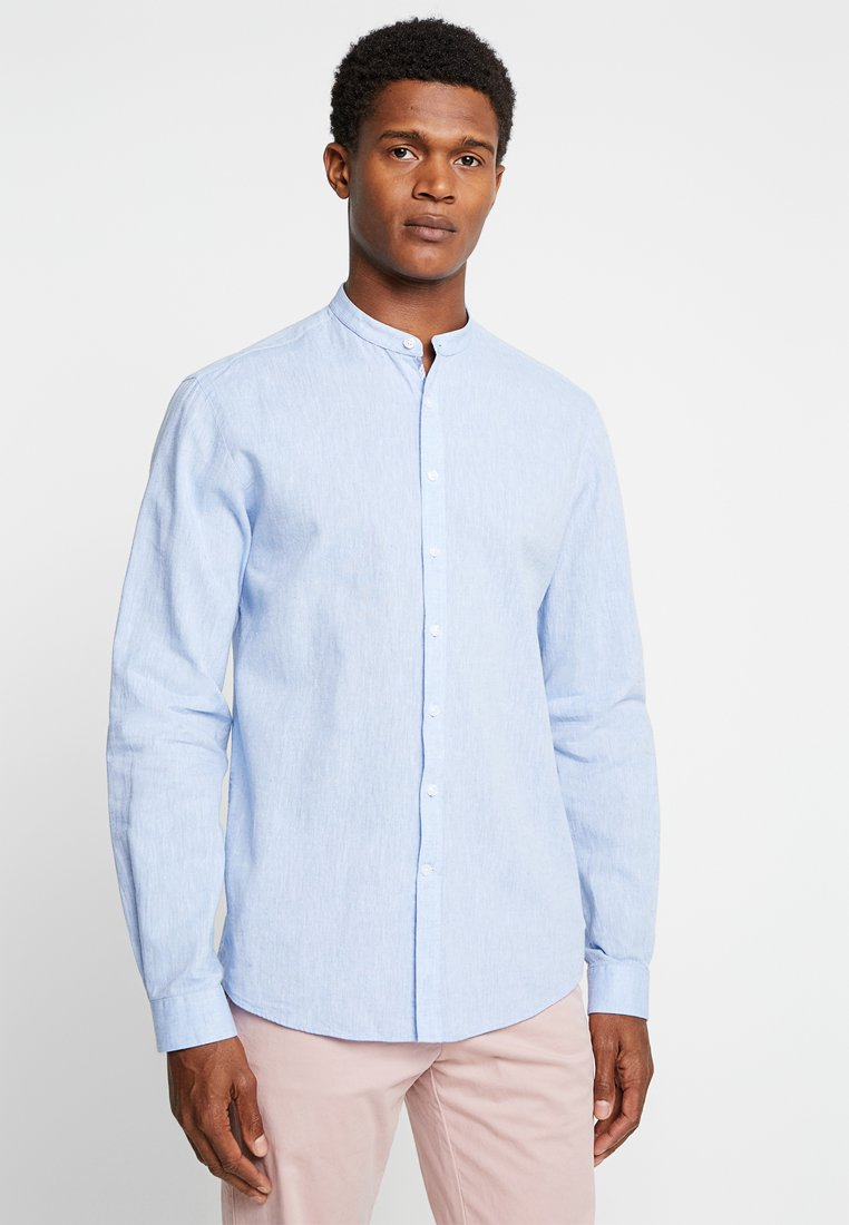 Lindbergh - MANDARIN - Shirt - light blue