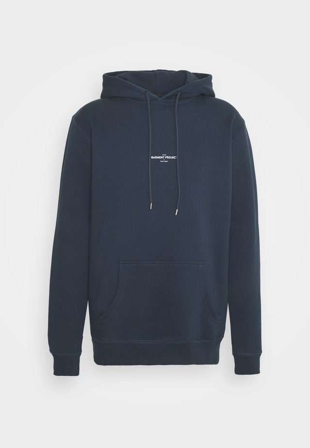 HOOTED - Sweatshirt - navy