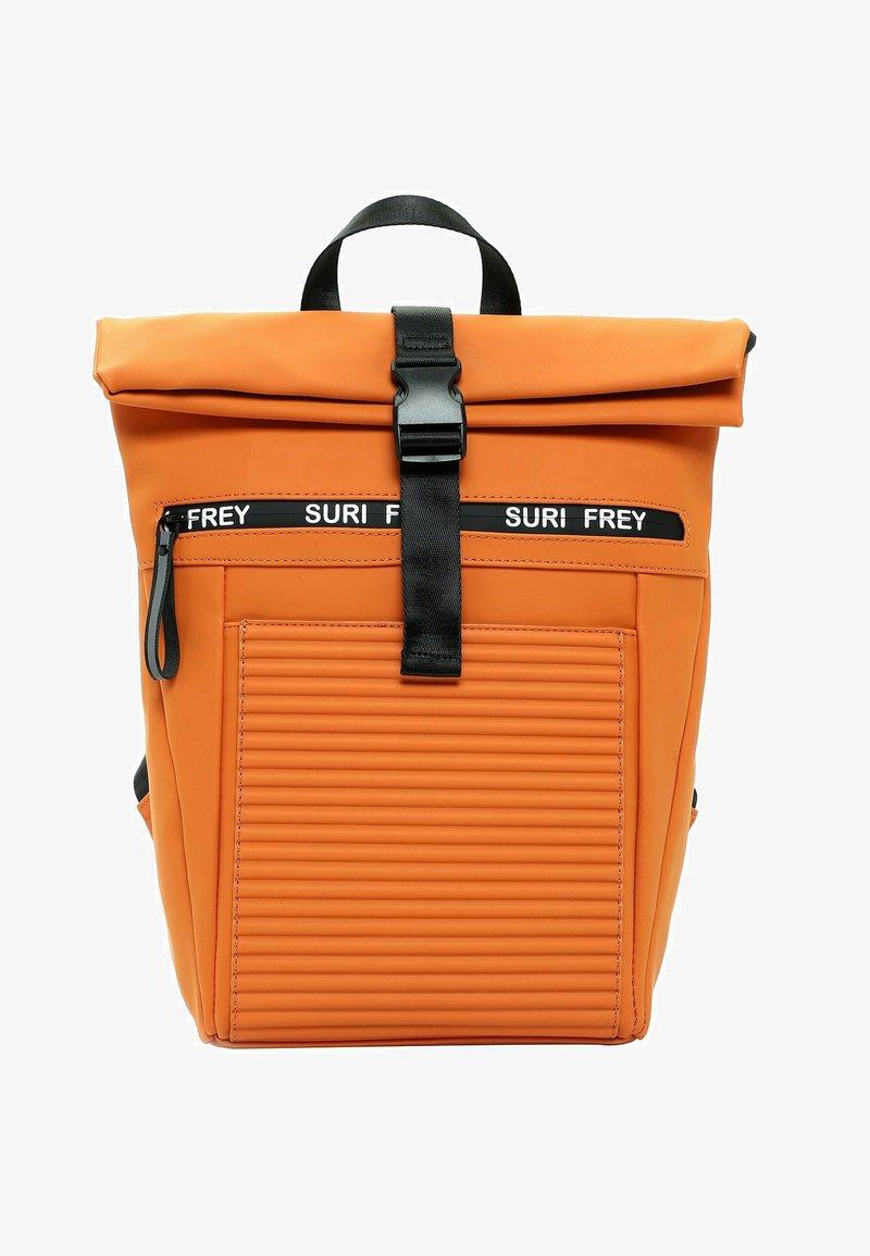 SURI FREY - CARRY - Rucksack - orange