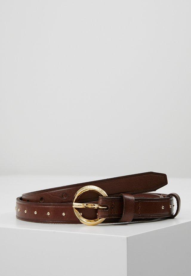 BELT - Cinturón - bourbon
