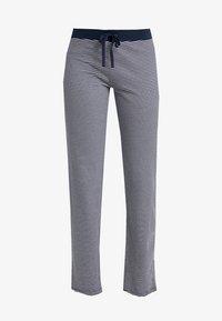 Esprit - JORDYN SINGLE PANTS LEG - Pyjama bottoms - navy - 3