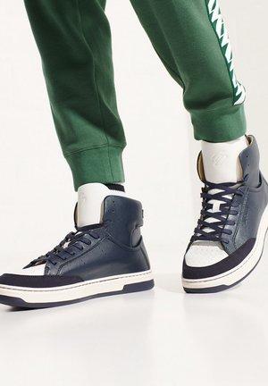 Sneakers hoog - deep navy