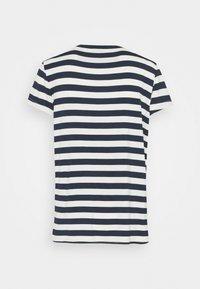 Nümph - BOWIE  - Print T-shirt - dark sapphire - 1