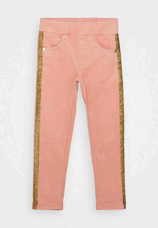 GIRLS PANTS - Bukser - pink glitter