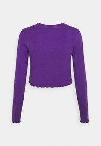 Ellesse - REO - Langærmede T-shirts - purple - 8