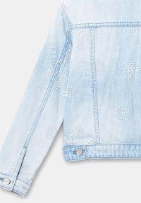 Desigual - Denim jacket - blue - 3