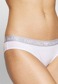 Emporio Armani - BRIEF 2 PACK - Briefs - bianco - 4