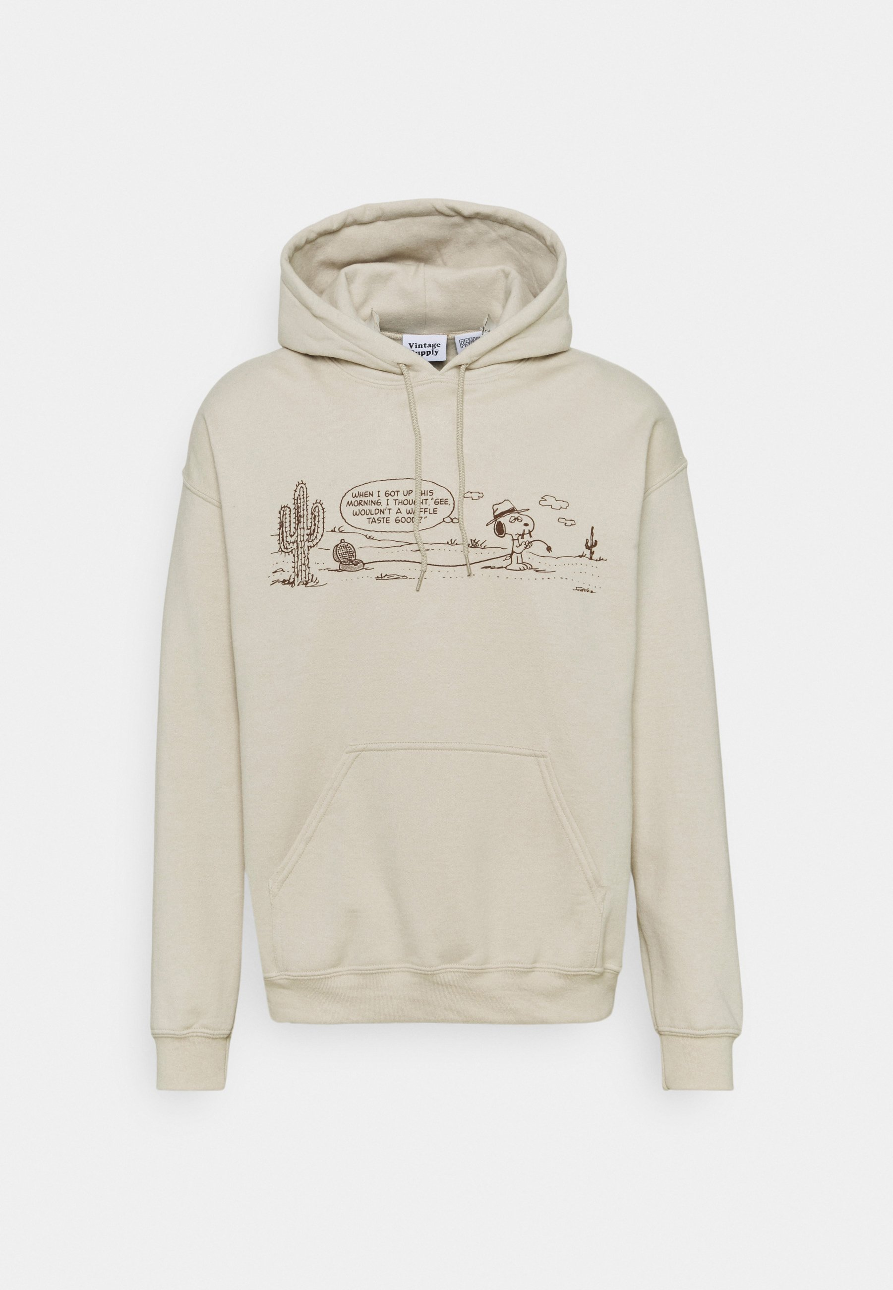 Herren SNOOPY HOODIE - Sweatshirt