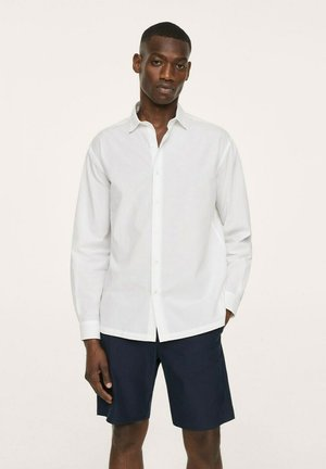 SEERSUCKER RESPIRANTE - Formal shirt - blanc