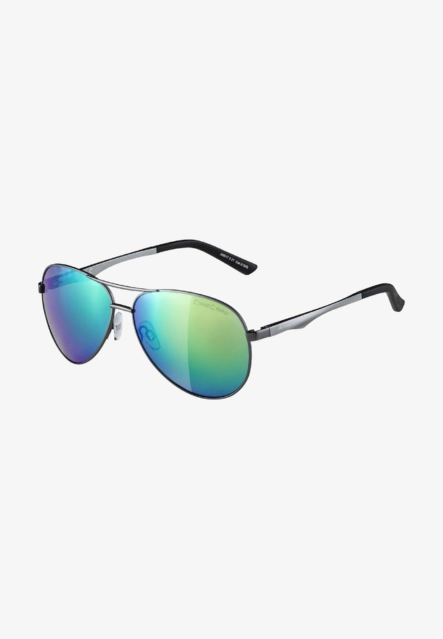 ALPINA A 107 - Sunglasses - gun matt (a8517.x.21)