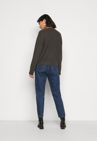 New Look Petite - FASHIONED JUMPER - Svetr - mid grey - 2