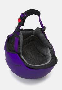 Alpina - LAVALAN  - Helmet - dark violet matt - 5