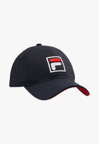 BASEBALL FORZE - Pet - peacoat blue/fila red
