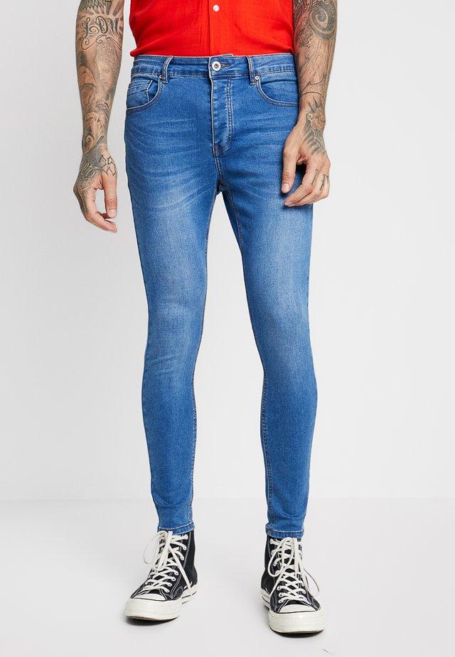HAZARD - Jeans Skinny - midwash