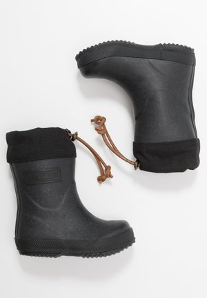 THERMO BOOT - Stivali di gomma - glitter/black