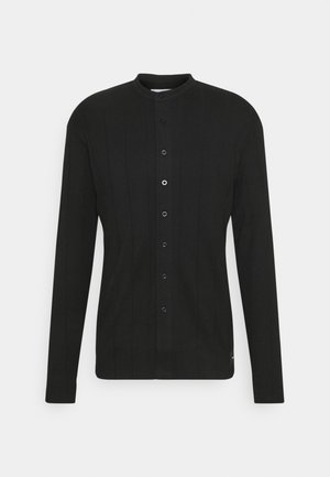 REACT GRANDAD  - Skjorta - black