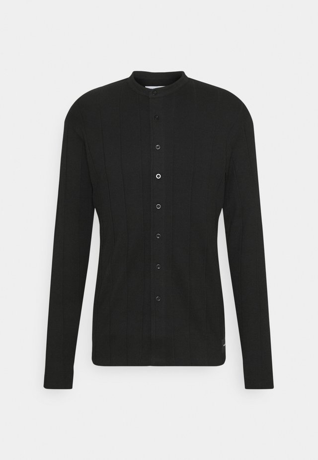 REACT GRANDAD  - Košile - black