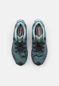 Salomon - XA PRO 3D V8 GTX - Trail running shoes - balsam green/green gables/pastel turquoise - 3