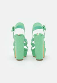 Guess - RAYONA - High heeled sandals - mint - 3