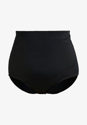 ESSENTIALS HIGH WAIST BRIEF - Bikiniunderdel - black