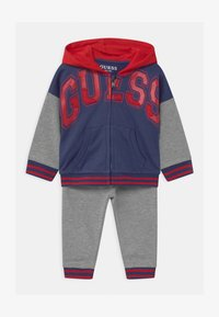 Guess - ACTIVE BABY SET  - Survêtement - grey - 0