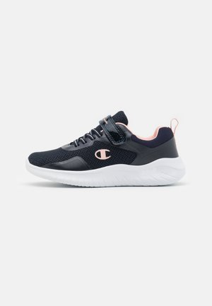 LOW CUT SHOE SOFTY EVOLVE UNISEX - Sports shoes - navy/pink
