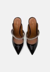 Kurt Geiger London - DUKE - Heeled mules - black - 4