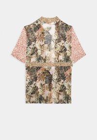 Cream - CRANOPO KIMONO - Summer jacket - brown - 1