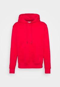 Calvin Klein Golf - ALL OVER PRINT HOODIE - Sweatshirt - red - 4