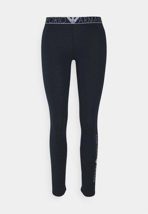 LEGGINGS - Pyjama bottoms - marine