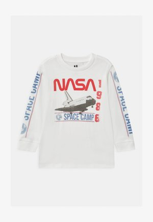 NASA - Long sleeved top - white