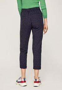 Pepe Jeans - MARTIS - Spodnie materiałowe - blue - 2