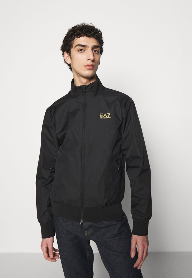 Bomber Jacket - black/gold