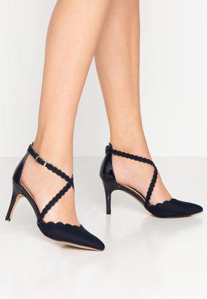 CARTWHEEL - Classic heels - navy