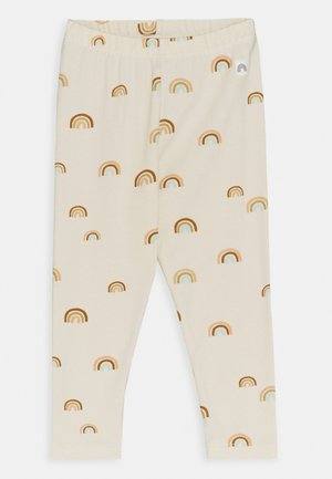 RAINBOW - Leggings - Trousers - light beige