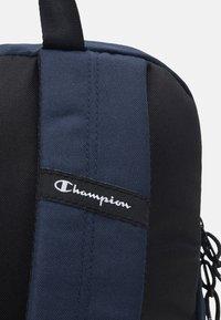 Champion - LEGACY BACKPACK - Rucksack - dark blue/anthracite - 4