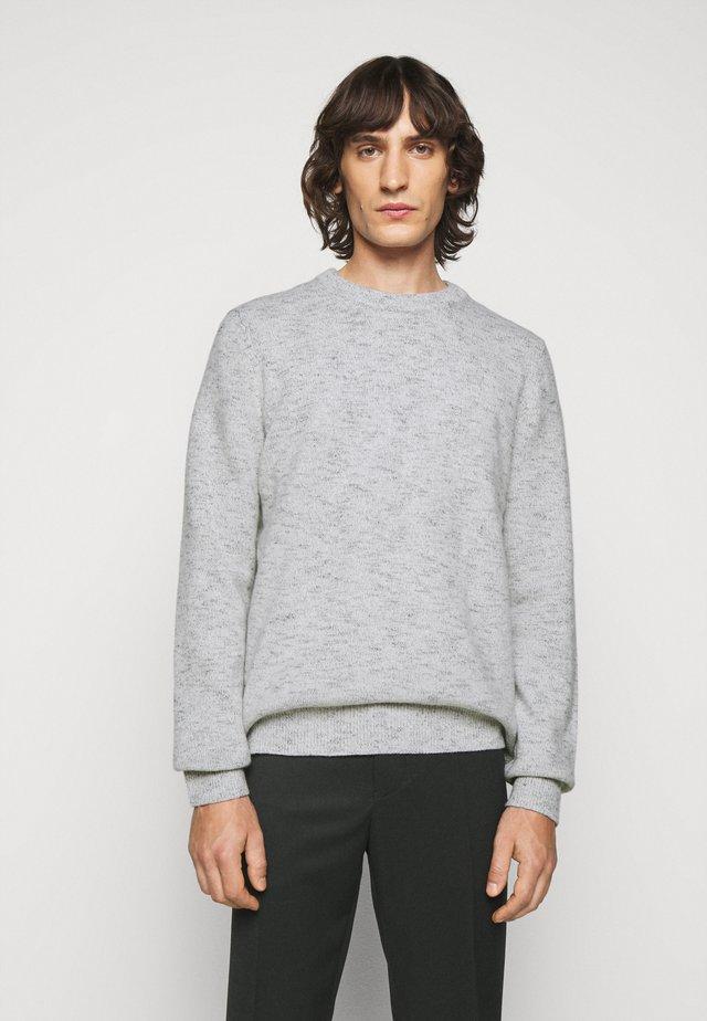 EMMANUEL - Pullover - warm grey