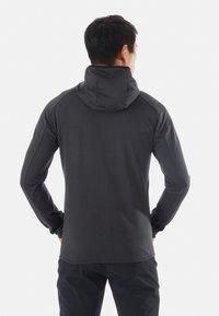 Mammut - Fleece jacket - black melange - 1