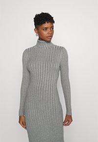 Even&Odd - Shift dress - mottled grey - 3
