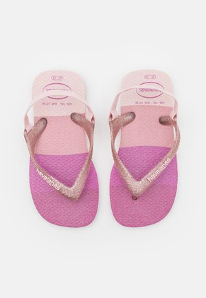 PALETTE GLOW - T-bar sandals - candy pink