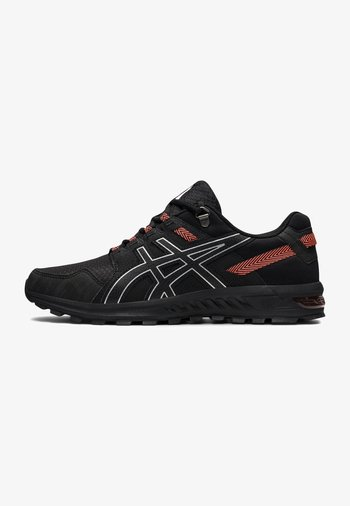 Sneakers - black/pure silver